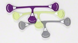 Snappi Triple Pack- Purple/Gray/Green