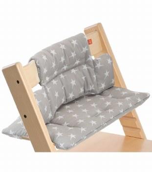 Stokke Tripp Trapp Cushion Grey Star