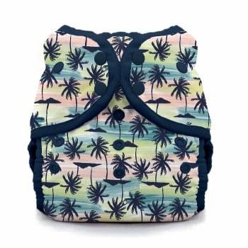 Thirsties Swim Diaper Palm Paradise Size 1