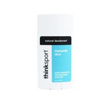 Thinksport Natural Deodorant - Chamomile Citrus