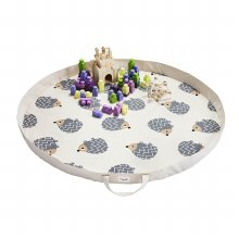 3 Sprouts Playmat Hedgehog