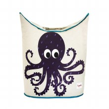 3 Sprouts Hamper Octopus