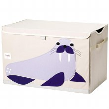 3 Sprouts Toy Chest Walr