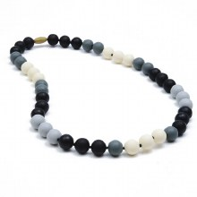 Chewbeads Bleecker Necklace Pi Black