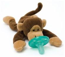 WubbaNub Infant Pacifier Monkey