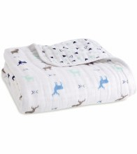aden + anais Dream Blanket - Scout