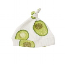 Angel Dear Avocado Thermal Knotted Hat