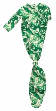 Angel Dear Knotted Gown Monstera Deliciosa