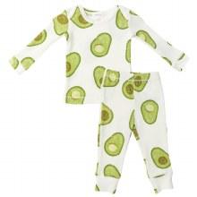 Angel Dear Avocado Lounge Wear Set