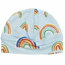 Angel Dear Rainbow Beanie Blue