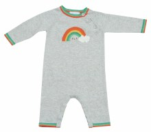 Angel Dear Vintage Coverall Rainbow