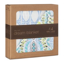 aden + anais Silky Soft Dream Blanket - Wild One
