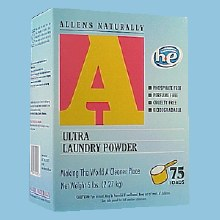 Allen's Naturally Laundry Powd