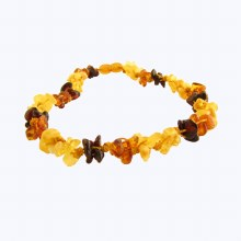 The Amber Monkey Adult Necklace Multi Knots