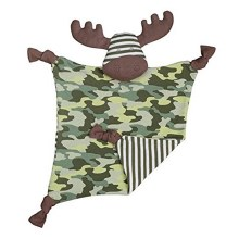 Apple Park Organic Farm Buddies Blankie Marshall Moose