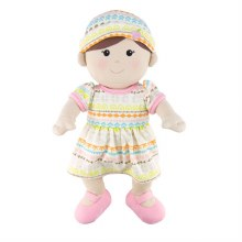 Apple Park Organic Toddler Girl Doll