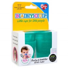 BabyCup First Cups- Green