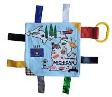 Baby Jack Michigan State Fact Square