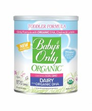 Baby's Only Organic Formula- Dairy with DHA