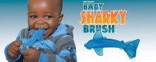 Baby Banana Baby Sharky Brush