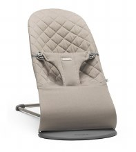 BabyBjorn Bouncer Bliss Grey