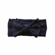 Baby Bling Classic Knot Headband  Navy