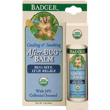 Badger After-Bug Balm Stick