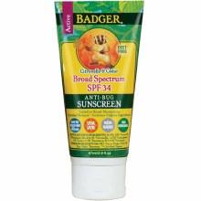 Badger Clear  Zinc Sport Sunsc