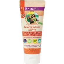 Badger Kids Clear Sport Sunscreen
