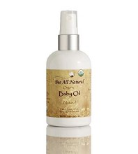 Bee All Natural Baby Oil Organ Natural