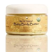 BAN Baby Body Butter Natural