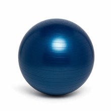 Bouncyband Balance Ball 45cm No-Roll Weighted Seat - Blue