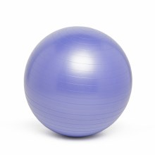 Bouncyband Balance Ball 45cm No-Roll Weighted Seat - Purple
