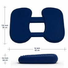 Bouncyband Wiggle Feet Blue for Adults and Kids