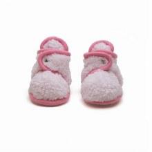 Baby Deedee Booties Pink