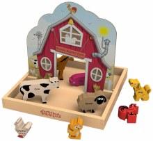 Begin Again Story Box Farm