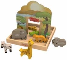 Begin Again Story Box Safari