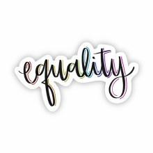 "Big Moods Sticker ""Equality"""