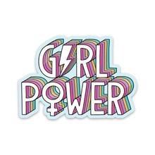 "Big Moods Sticker ""Girl Power"""