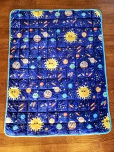 Birdy Boutique Weighted Blanket Planets