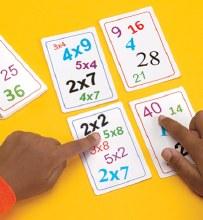 Blue Orange Super Genius Multiplication 1