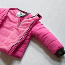 Buckle Me Baby Coat Toasty in Power of Pink