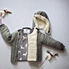Buckle Me Baby Coat Toastiest in Tornado
