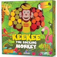 Blue Orange Games Keekee The Rocking Monkey