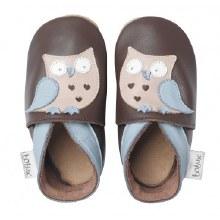 Bobux - Chocolate Owl - S