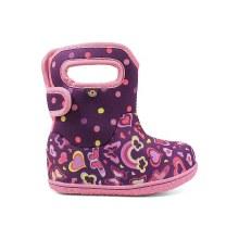 Bogs Baby Rainbow Purple