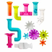 Boon Pipes, Tubes & Cogs Bath Toy Set