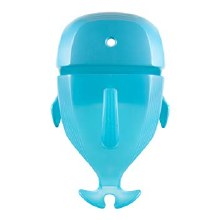 Boon Whale Pod Bath Toy Scoop, Drain, and Storage