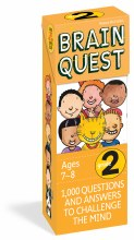 Brain Quest Cards Grade 2