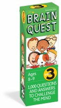 Brain Quest Cards Grade 3